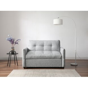 Nunn 2 Seater Clic Clac Sofa Bed By Brambly Cottage