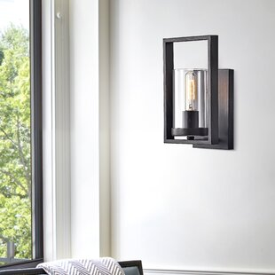 Ronin 1-Light Armed Sconce by ..