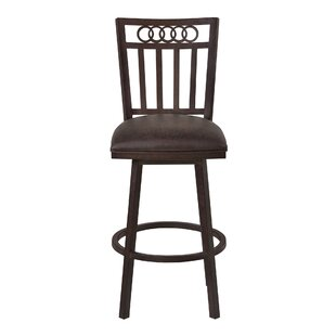 Top Reviews Oakland 26 Swivel Bar Stool by Red Barrel Studio Reviews (2019) & Buyer's Guide