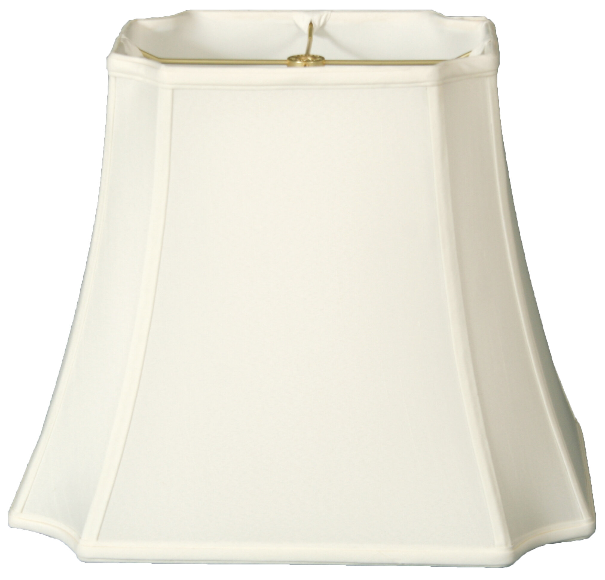 Royaldesigns timeless 19 silk bell lamp shade reviews wayfair aloadofball Image collections