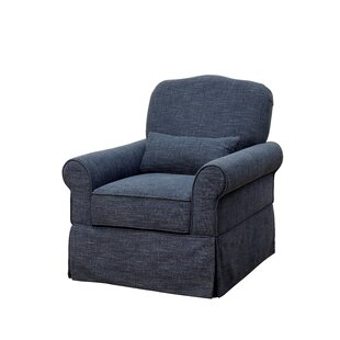 Best Price Natalya Swivel Armchair by August Grove Reviews (2019) & Buyer's Guide