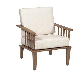 Van Dyke Patio Chair by Woodard
