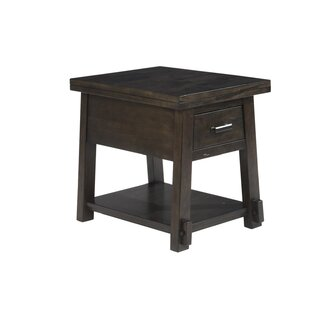 Burkettsville End Table