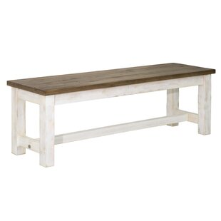 Coonrod Wood Bench by Gracie Oaks