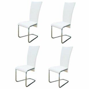 Orren Ellis Aitken Upholstered Dining Chair (Set of 4)