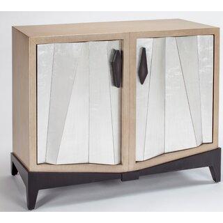 2 Door Accent Cabinet by Artmax SKU:DC317073 Buy