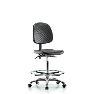 Colette Drafting Chair by Symple Stuff Modern