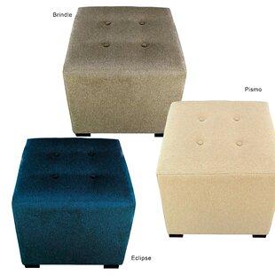 Emerie Tufted Cube Ottoman