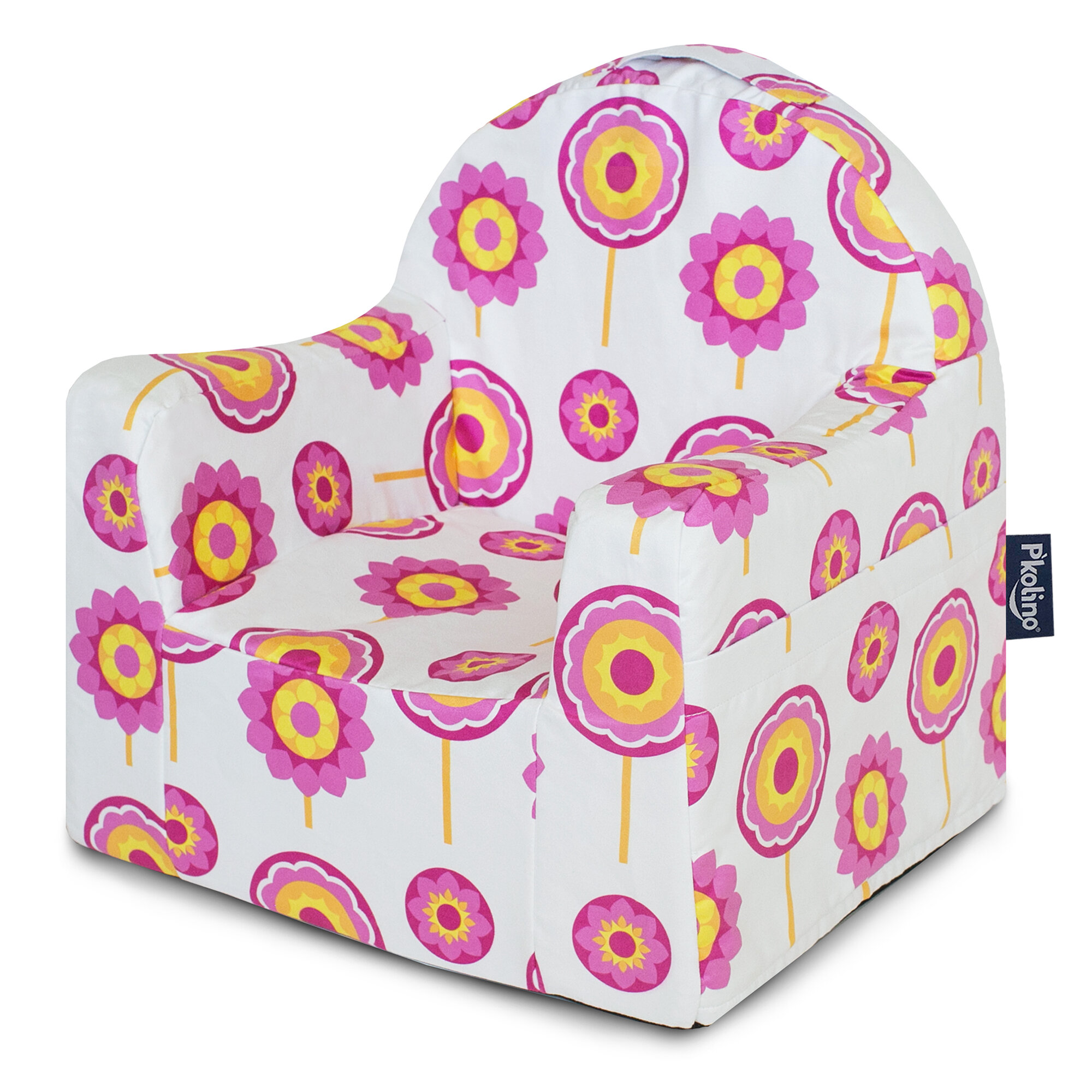 Floral Foam Toddler Kids Chairs Seating You Ll Love In 2021 Wayfair