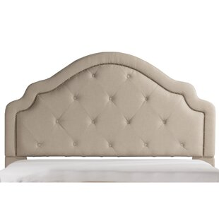 Broughtonville Tufted Upholstered Panel Headboard by Rosdorf Park