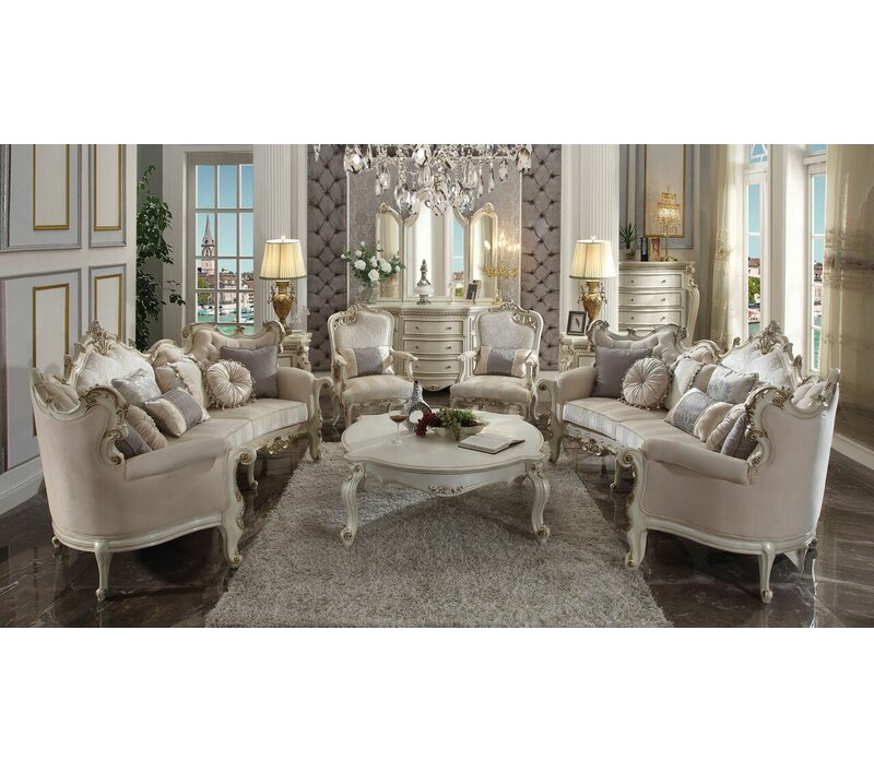 Astoria Grand Berlinville Living Room Collection Reviews Wayfair