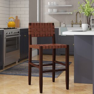Amazing Boothe Woven Bar Counter Stool Gmtry Best Dining Table And Chair Ideas Images Gmtryco