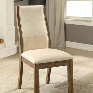 Frias Upholstered Dining Chair (Set of 2) Gracie Oaks