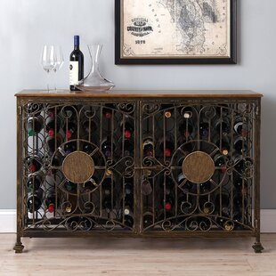 Wine Enthusiast Bar Cabinet