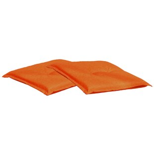 Garden Seat Cushion (Set Of 2) By Symple Stuff