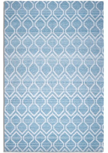 Plantation Rug Medina Blue Area Rug | Wayfair.co.uk