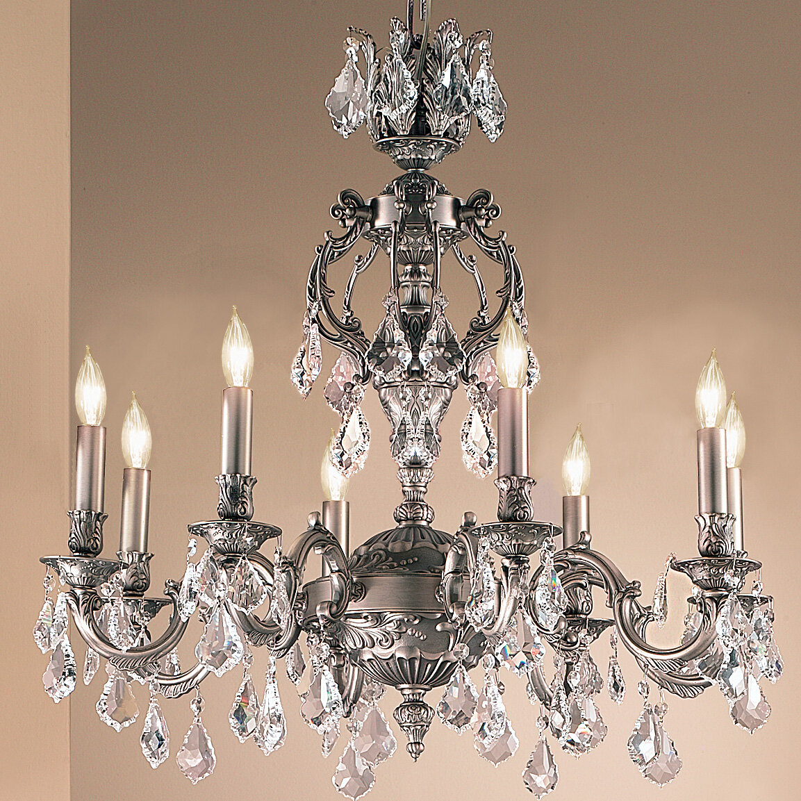 Astoria Grand Faircloth 8 Light Candle Style Classic Traditional Chandelier Wayfair