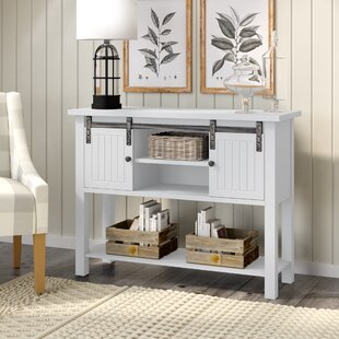 Find the perfect Pfeffer Console Table By Gracie Oaks