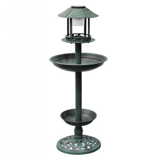 Multi-Level Bird Bath Home Etc