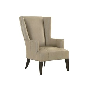 MacArthur Park Wingback Chair ..