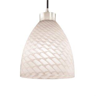 Brayden Studio Salinas 1-Light Cone Pendant