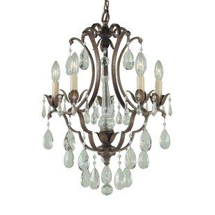 Astoria Grand Drumavoley 5-Light Candle S..
