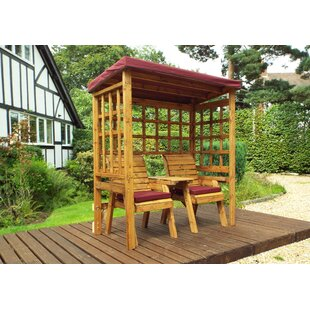 Ferrell Wooden Arbour By Union Rustic
