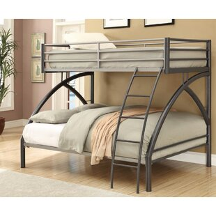 Coupon Armiead Bunk Twin Over Full Bed by Harriet Bee Reviews (2019) & Buyer's Guide