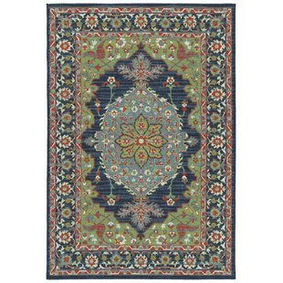 Kirsty Green Indoor/Outdoor Area Rug