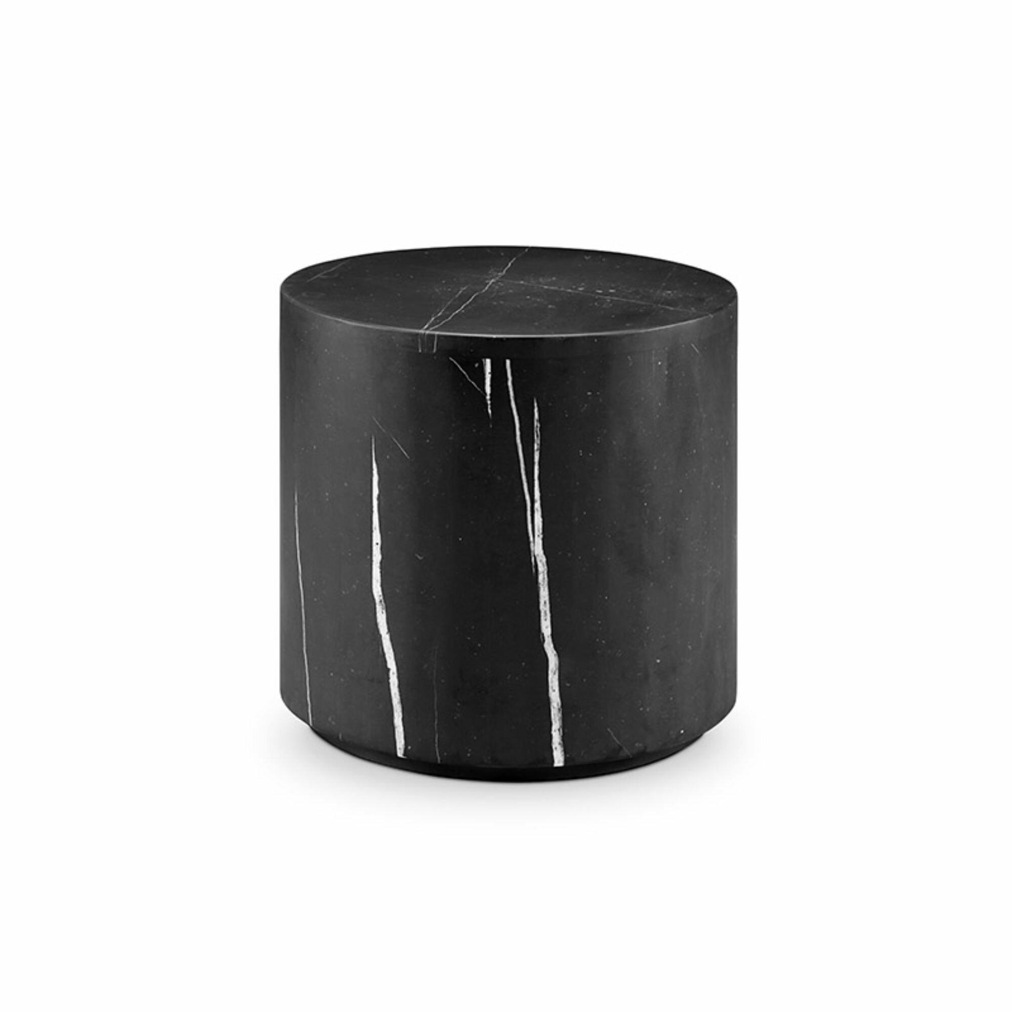 nasiba solid marble coffee table