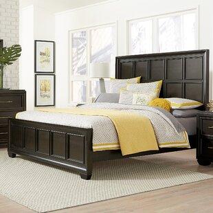 Leyva Panel Bed by Brayden Studio