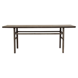 Whitlow 86 Solid Wood Console Table