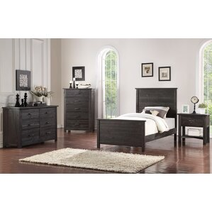 Hubert Panel Configurable Bedroom Set by Harriet Bee