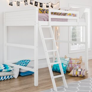 Clearance Edinburgh Full Loft Bed by Mack & Milo Reviews (2019) & Buyer's Guide