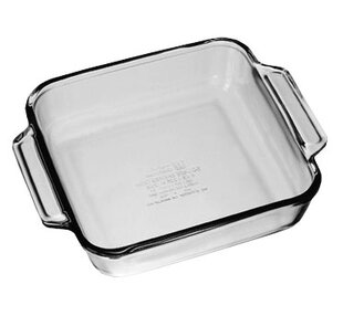 Oven Basics Square Cake Pan (Set of 3)