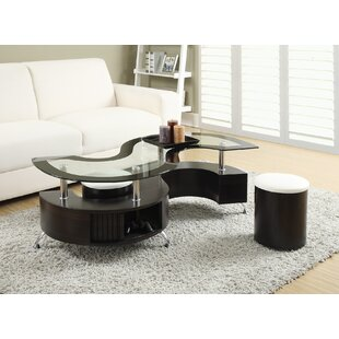 Great Price Milivoje Coffee Table by Orren Ellis Reviews (2019) & Buyer's Guide