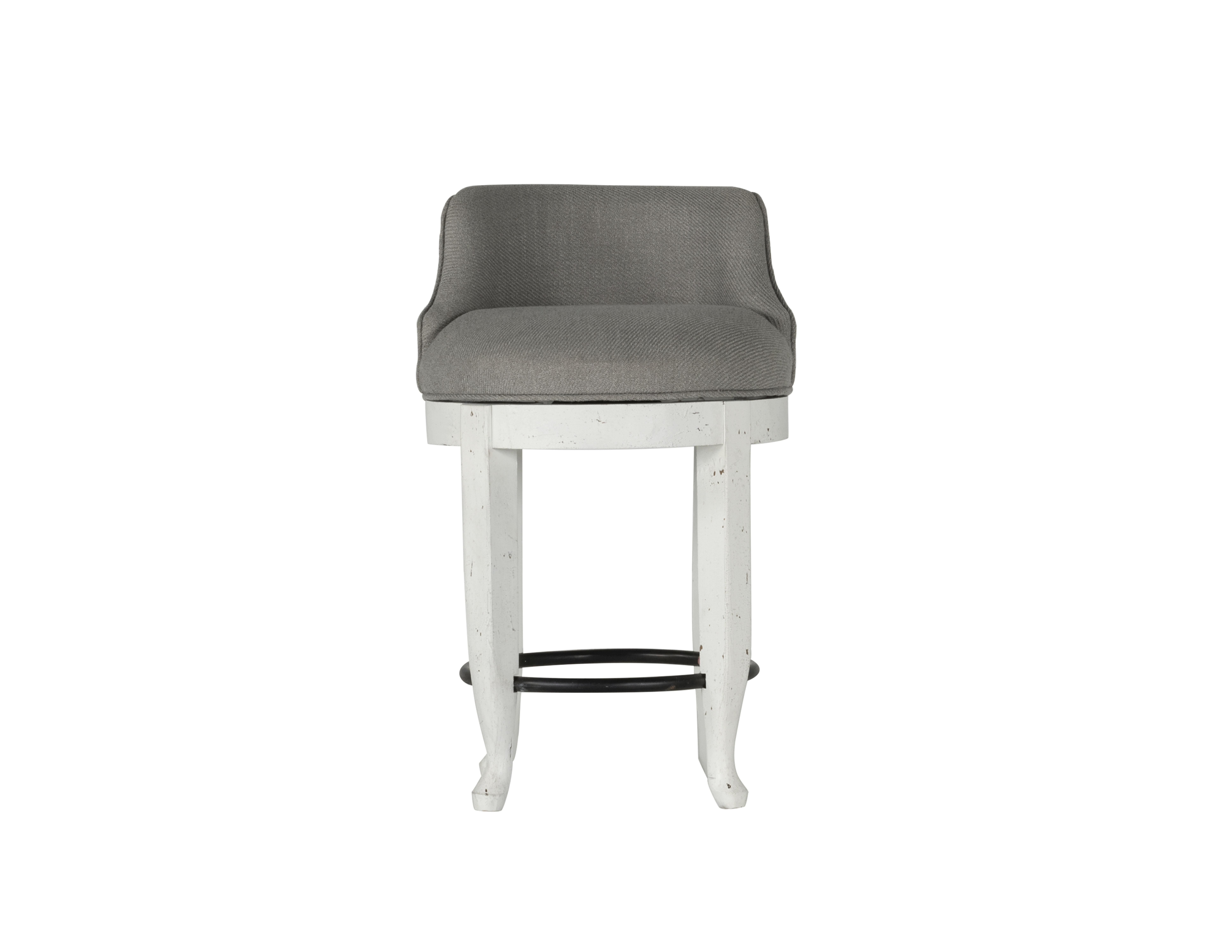 Superb Zeke Vanity Stool Ncnpc Chair Design For Home Ncnpcorg