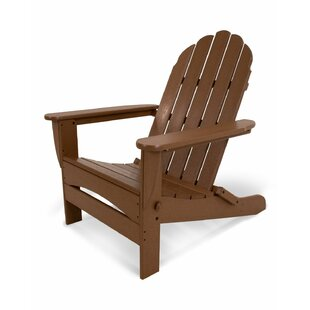 Classic Adirondack Chair by POLYWOOD?