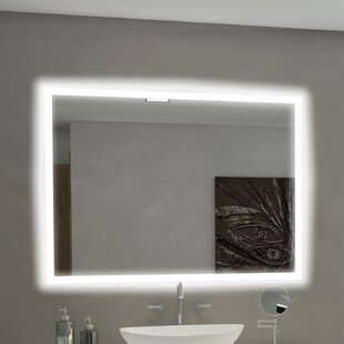 Condrey Backlit Bathroom/Vanity Mirror By Brayden Studio