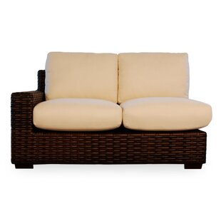 Lloyd Flanders Contempo Right Arm Loveseat with Cushions