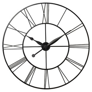 Grafton Oversized 45 L Wall Clock