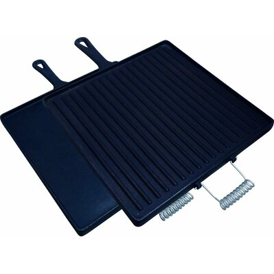 King Kooker Seasoned Griddle