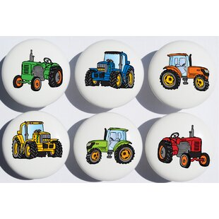 Tractor Appliance Pull (Set of 6)