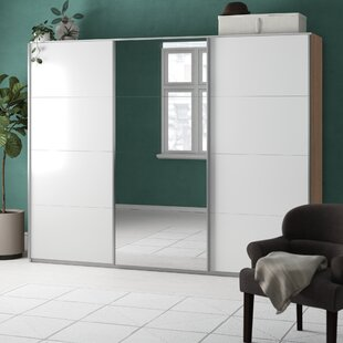 Gandra 3 Door Sliding Wardrobe By Rauch