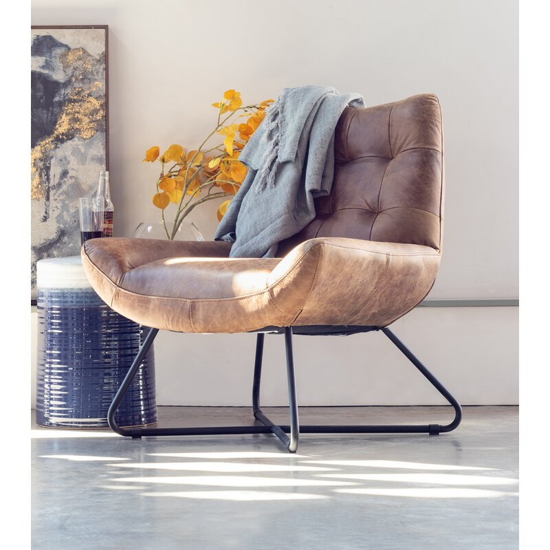 Brayden Studio Chaplin Lounge Chair