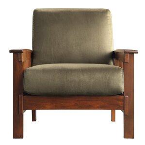 Winnifred Mission Armchair..
