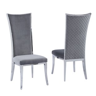 Attleborough Upholstered Dining Chair Set of 2