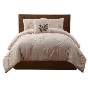 Volker 4 Piece Comforter S..