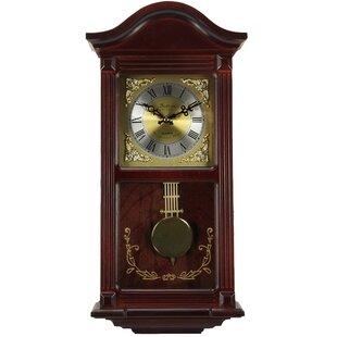 Cherry Wood Grandfather Clock Wayfair