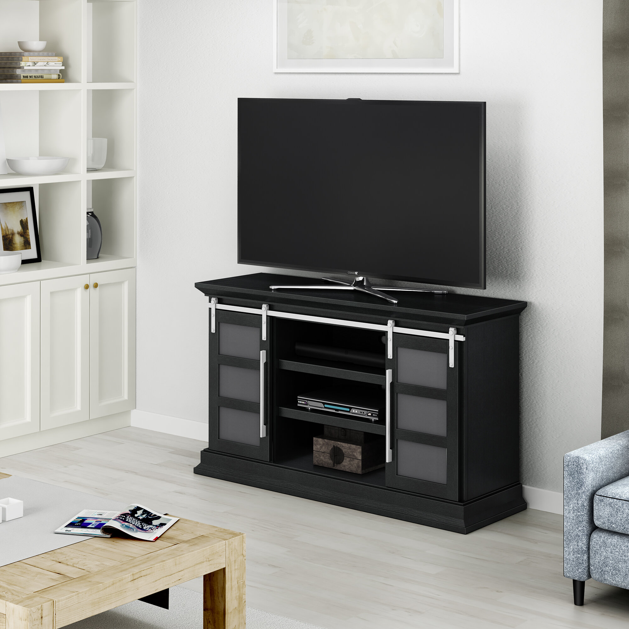 Latitude run willingboro tv stand for tvs up to 60 reviews wayfair